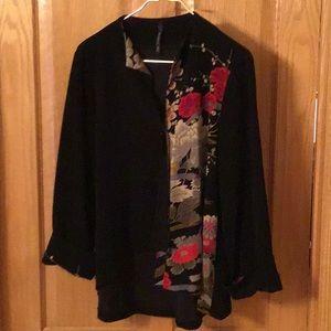 NWOT Kimono Jacket by IC Connie K